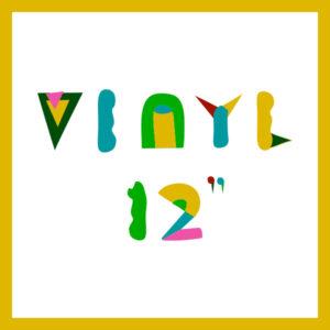 """12"""" Vinyl EP's"""